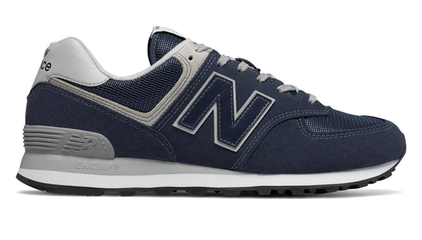 New Balance ML574EGN Black Iris/ Marine