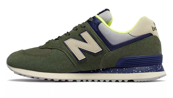 New Balance ML574HVC Covered Green