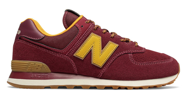 New Balance ML574OTC  MERCURY RED / ROUGE