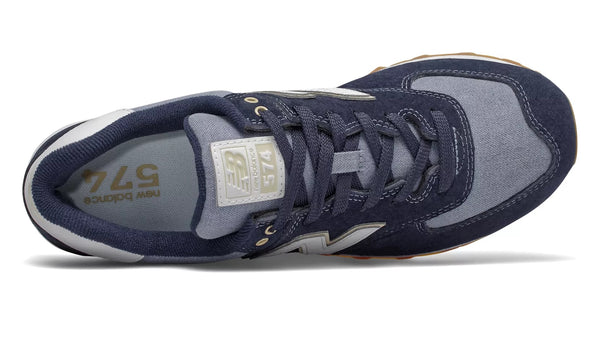 New Balance ML574SNJ Navy