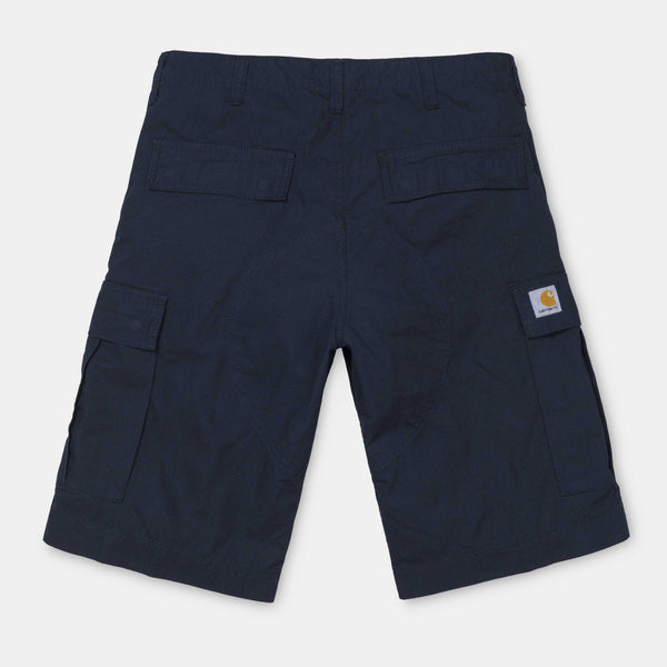 Carhartt WIP Regular Cargo Short Dark Navy