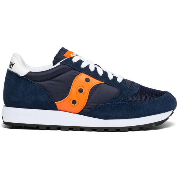 Saucony - Jazz Original Vintage  Marine/Orange