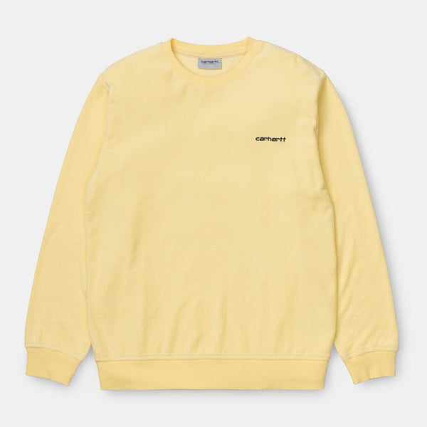 Carhartt Terry Sweat Fresco/Black