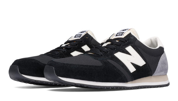 New Balance U 420 RKG  Black/Grey