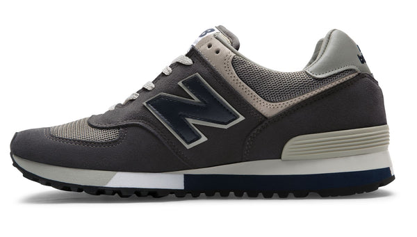 "NEW BALANCE OM 576 OGG  ""Made in UK"" Grey/Wht/Nvy"