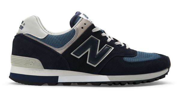 "NEW BALANCE OM 576 OGN  ""Made in UK"" Navy /Grey"