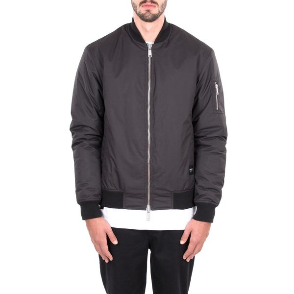 Wemoto Jacket Tane Black