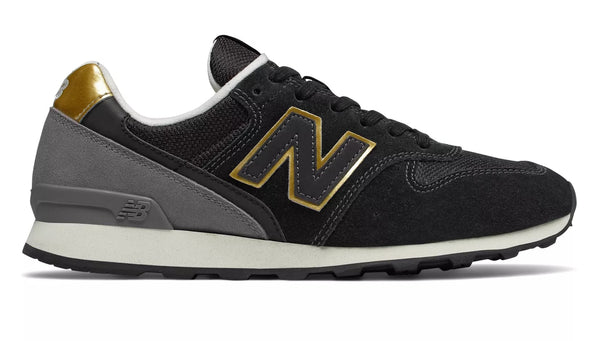 New Balance WR996FBK Black/Gold