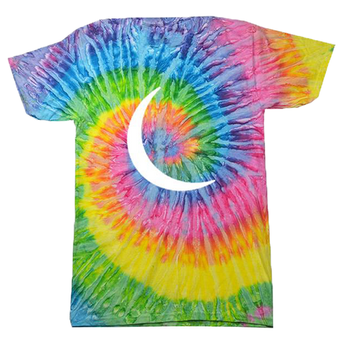 Tie Dye Moon T-Shirt + Digital Album + Ticket Access
