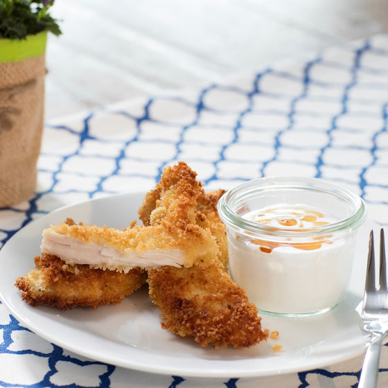 Kids' Parmesan Crusted Chicken Tenders