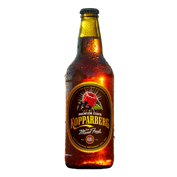 Kopparberg Mixed Fruit Cider 500ml