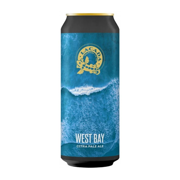 Lacada West Bay Citra Pale Ale 440ml