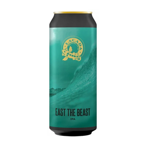 Lacada East the Beast IPA 440ml