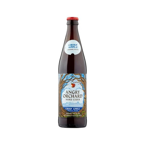 Angry Orchard Crisp Apple 500ml