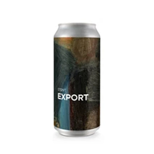 Boundary Export Stout 440ml
