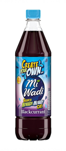 MiWadi Blackcurrant 1L