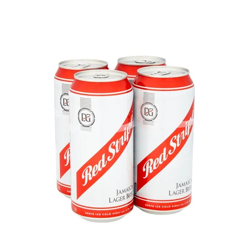 Red Stripe 4x440ml