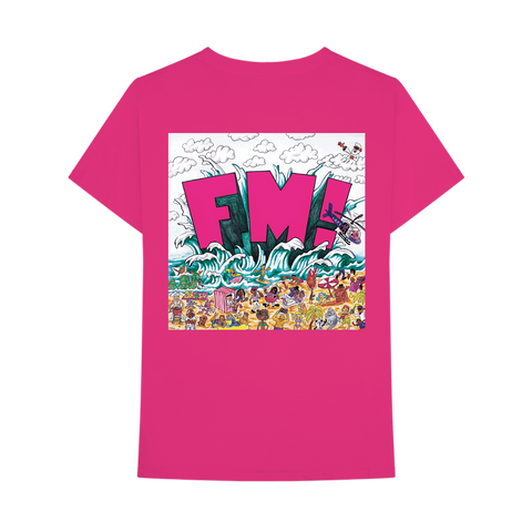 FM! x VERDY T-SHIRT + DIGITAL ALBUM