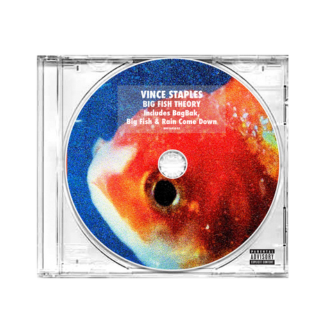 Big Fish Theory Standard CD