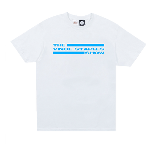 """THE VINCE STAPLES SHOW"" T-SHIRT"