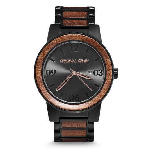 Sapele / Black Barrel