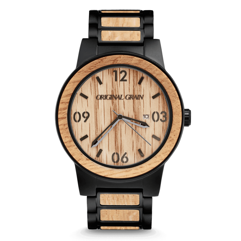 Whiskey Black 47mm Barrel by Original Grain