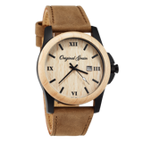 Maplewood / Natural Leather
