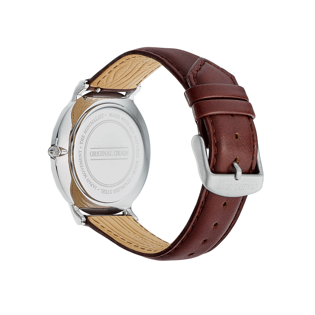 Chrome / Rosewood / Wood Dial