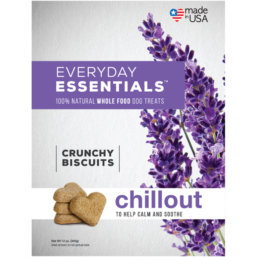 Chillout - with Lavender & Lemon Balm - 1 case/12 pouches