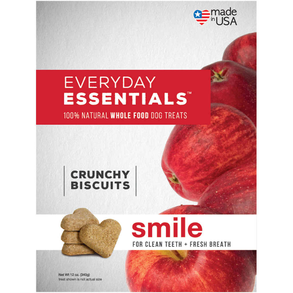 Smile - with Apples & Kelp - 1 case/12 pouches