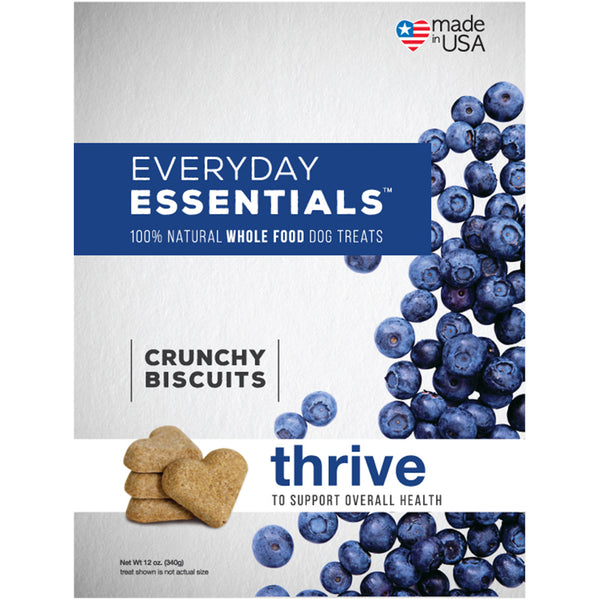 Thrive - with Whole Oats & Blueberries - 1 case/12 pouches