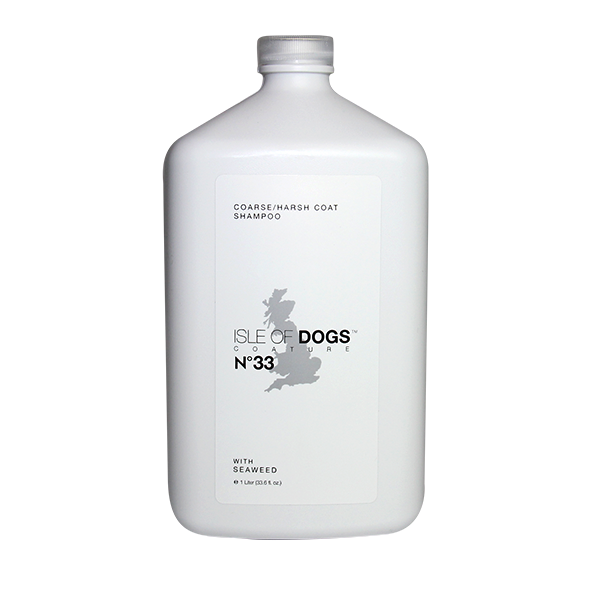 No. 33 Coarse Coat Shampoo