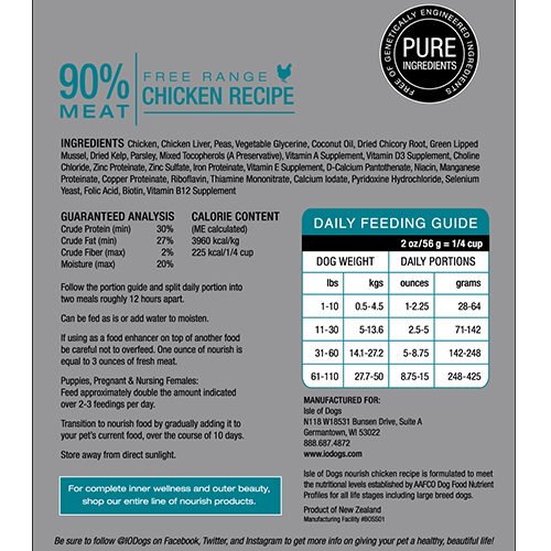 Free Range Chicken Recipe