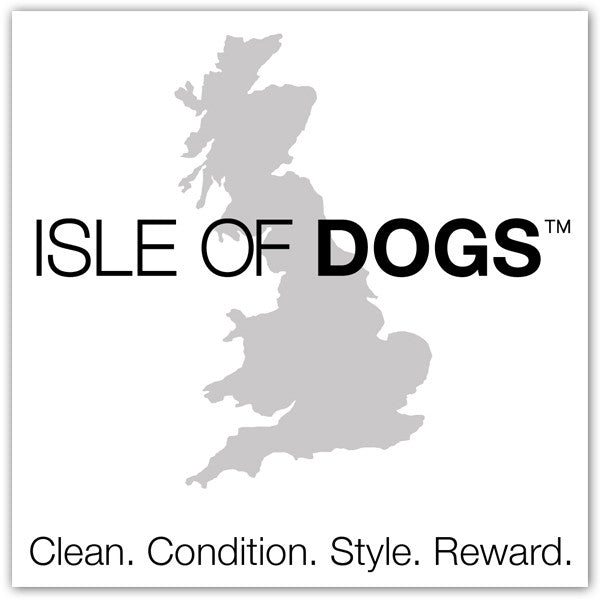 Window Cling - Isle of Dogs Logo