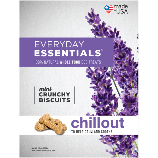 Chillout Mini - with Lavender & Lemon Balm - 1 case/12 pouches