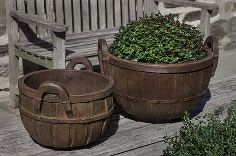 Apple Basket Planter