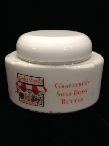 Grapefruit Shea Body Butter