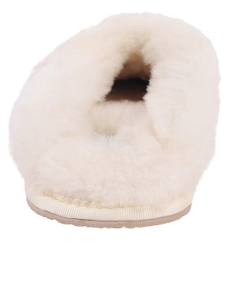 Vale Shearling Cable Slide