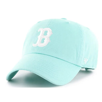 47 Brand Boston Red Sox Clean Up Dad Hat