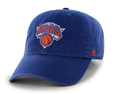47 Brand New York Knicks Dad Hat - Fashion Landmarks