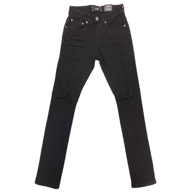 Spark Black Ripped Jean