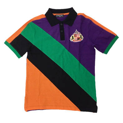 REBEL MINDS PRIDE POLO SHIRT