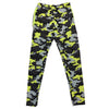Huge Single Strip Track Pant (Neon Green Camo) - Fashion Landmarks