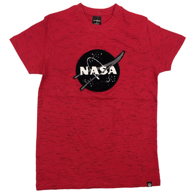 WT02 Nasa Tee (Red)