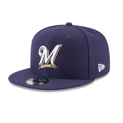 New Era Milwaukee Brewers Snapback Hat