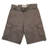 Halifax Cargo Short (Grey) - Fashion Landmarks