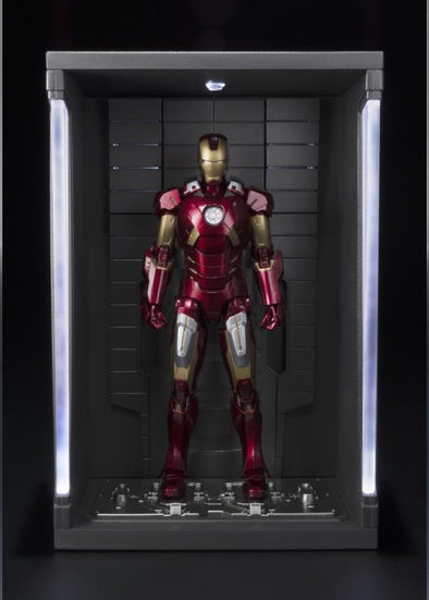 Marvel Tamashii Nations Iron Man MK-7 Hall of Armor S.H. Figuarts