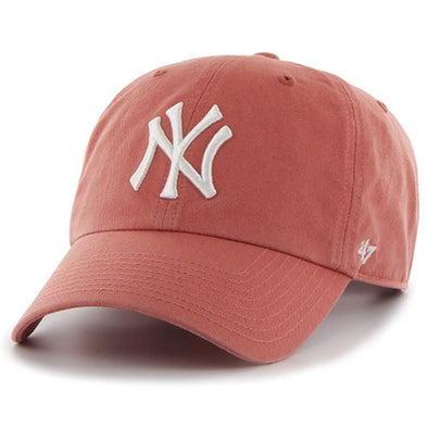 47 Brand CLEAN UP New York Yankees Brick Dad Hat