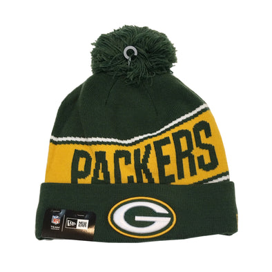 New Era NFL GREEN BAY PACKERS Beanie - Fashion Landmarks