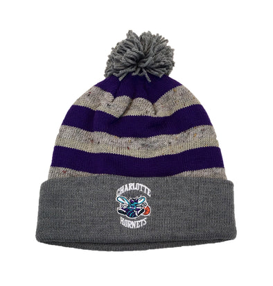 finest selection ddabe 3df30 Mitchell and Ness NBA Charlotte Hornets Beanie